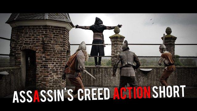 Assassins Creed Woody Wonder