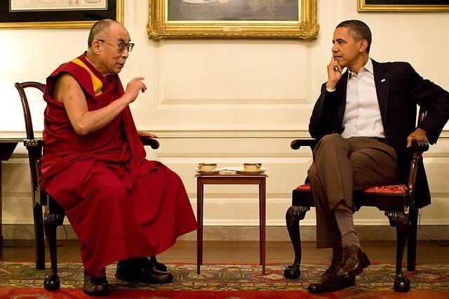 barack obama dalai lama