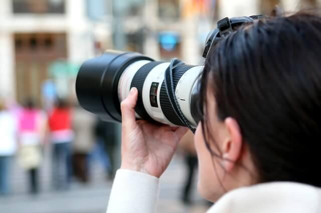 fotografia jornalista