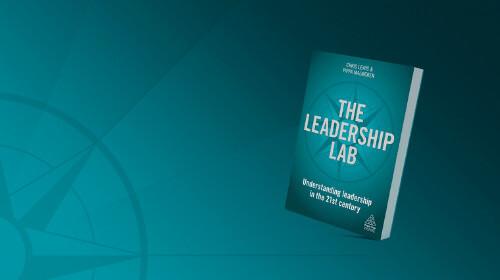 O livro Leadership LAB