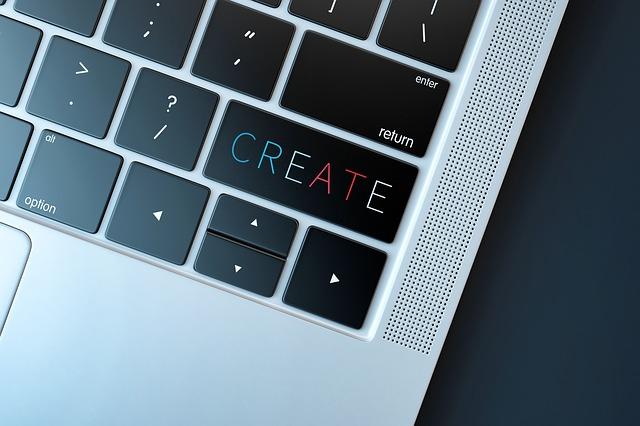 tecla creatividade