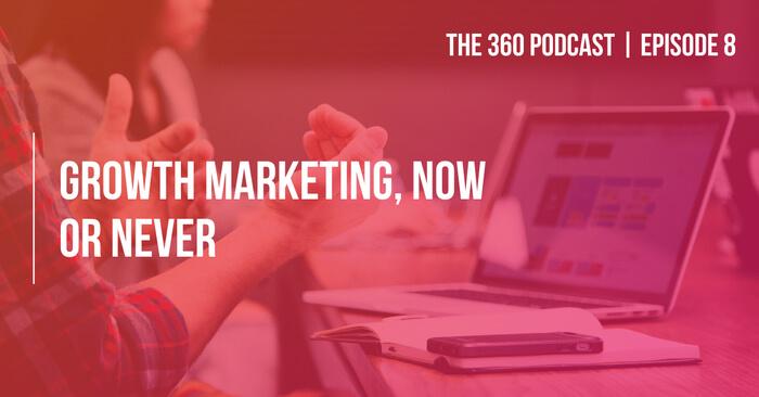 360 podcast growth marketing
