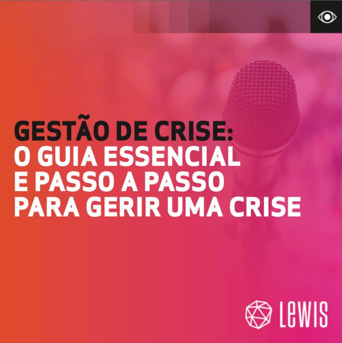 LEWIS Whitepaper - Gestão de Crise