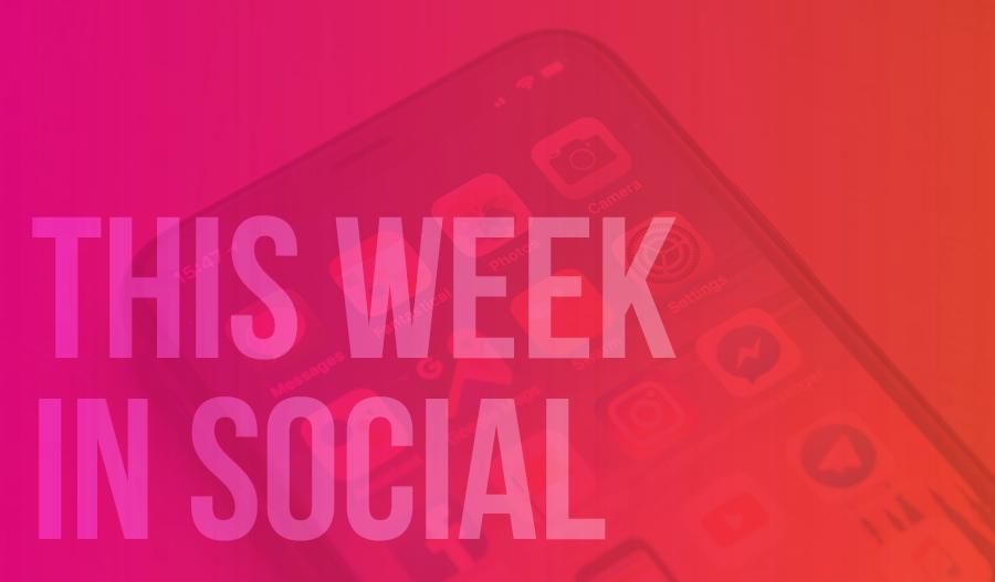 This Week in Social