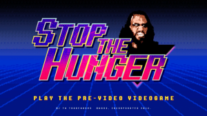 stop the hunger ad