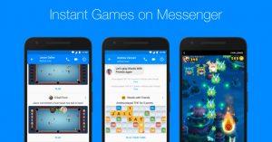 messenger games