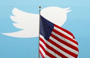 twitter american flag