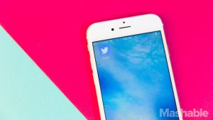 phone on twitter