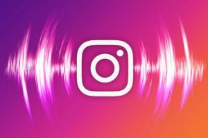 instagram sound