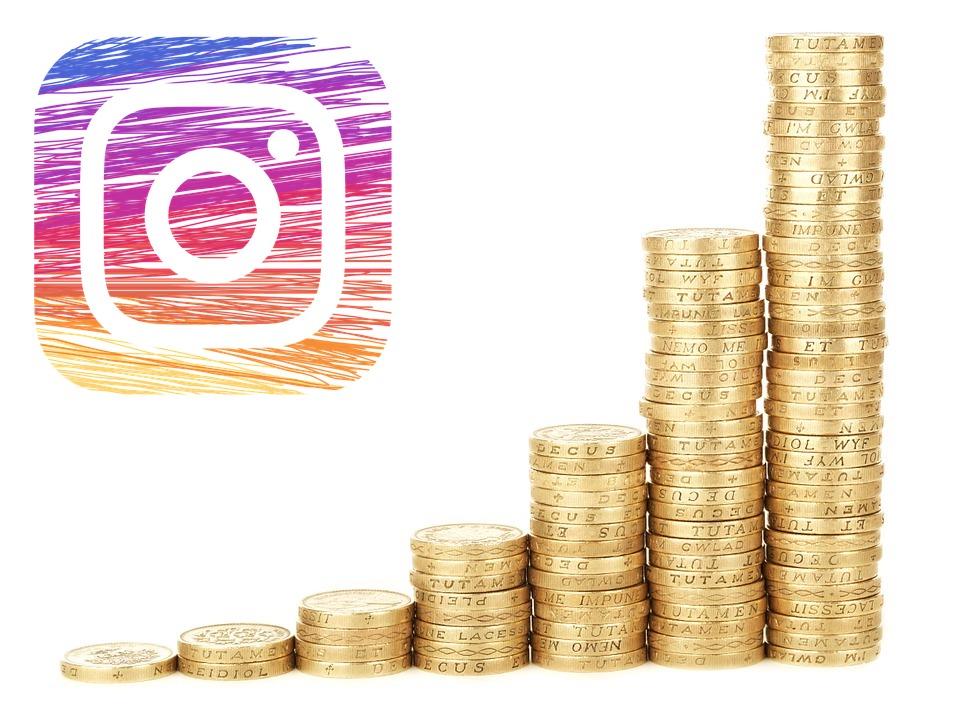 instagram money