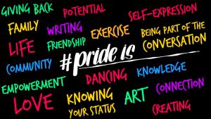 pride is
