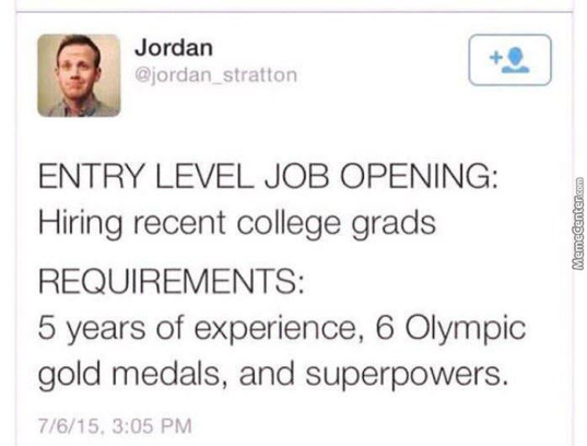 Student to Intern