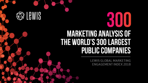 GLOBAL STUDY REVEALS GAPS IN DIGITAL ENGAGEMENT IN THE LARGEST COMPANIES