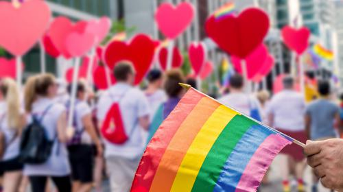 THIS WEEK IN SOCIAL: SOMEWHERE OVER THE RAINBOW