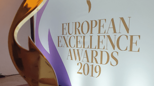 LEWIS Wins at European Excellence Awards 2019