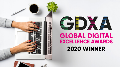 LEWIS wins Global Digital Excellence Award with Redwood Software