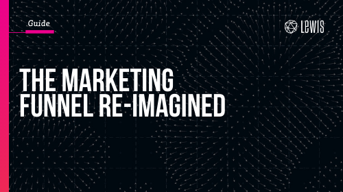 LEWIS Guide | The Marketing Funnel Re-Imagined