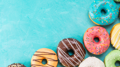 This Week In Social: Will a doughnut a day keep COVID away?
