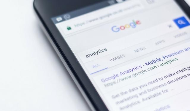 Analytics Google Search