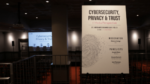 Cybersecurity, Privacy & Trust: Getting People to Care