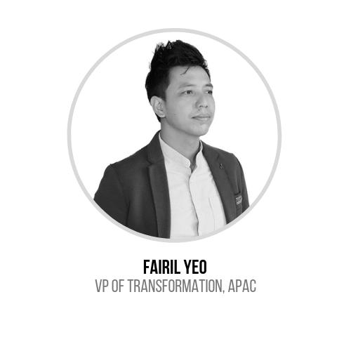 Meet your host Fairil Yeo