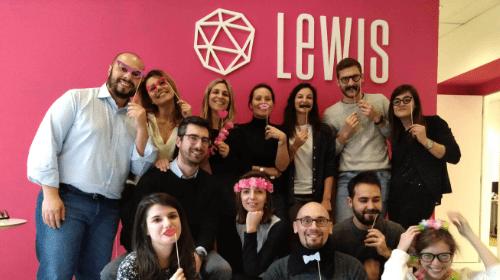 Team LEWIS Milan Culture