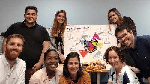 Team LEWIS Lisbon Culture
