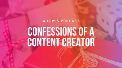 Confessions of a Content Creator: Season's Tweetings
