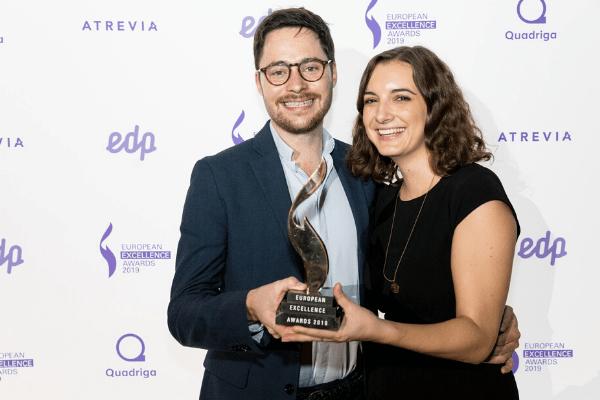 EEA 2019 Winner