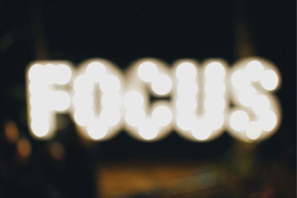 content focus