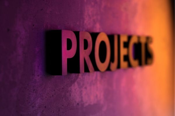project management, projects