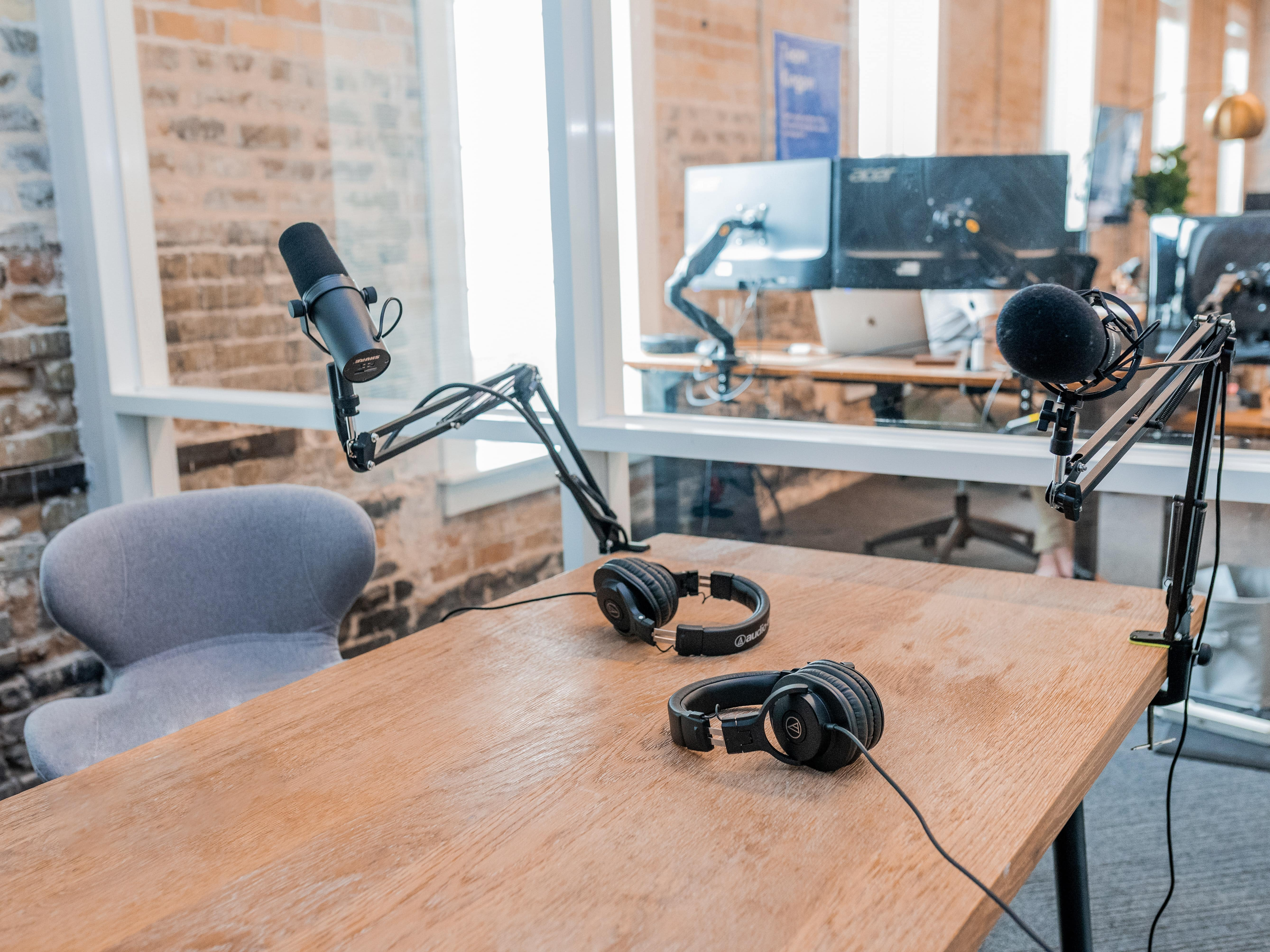 how to record podcast